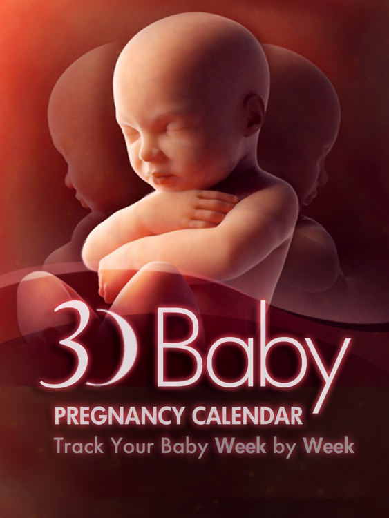 3D Baby Pregnancy Tracker & Calendar for iPad