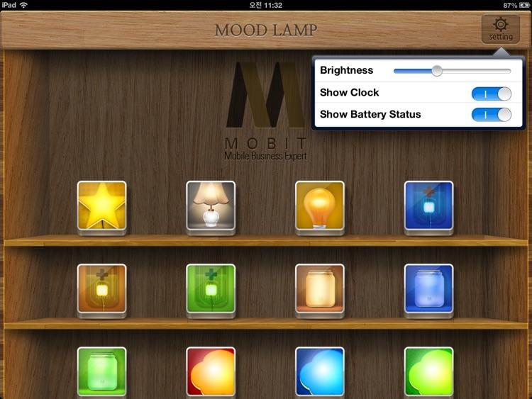 Sleep Lamp for iPad