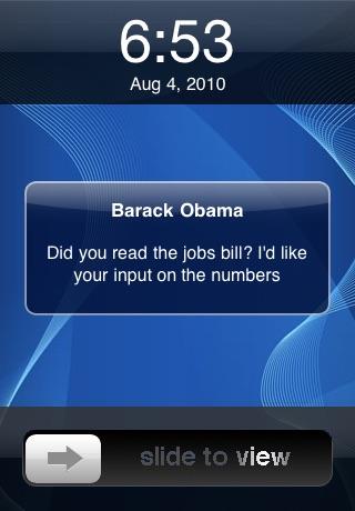 Fake-A-Message  (MMS & SMS) Screenshot 1
