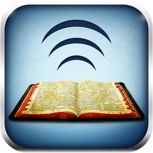 Bible Audio Pronunciations - Confidently Read Any Bible Verse Aloud app logo