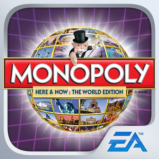 MONOPOLY Here & Now: The World Edition icon