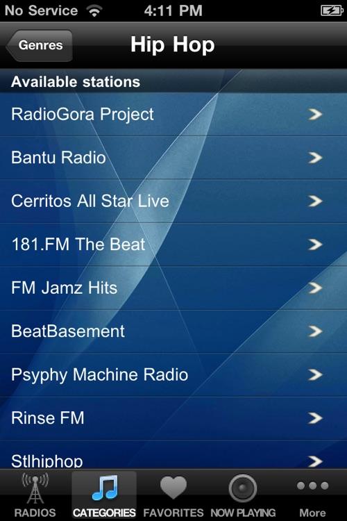 Mexico Radio Stations Player screenshot-3
