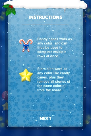 Fuzzle Christmas screenshot-2