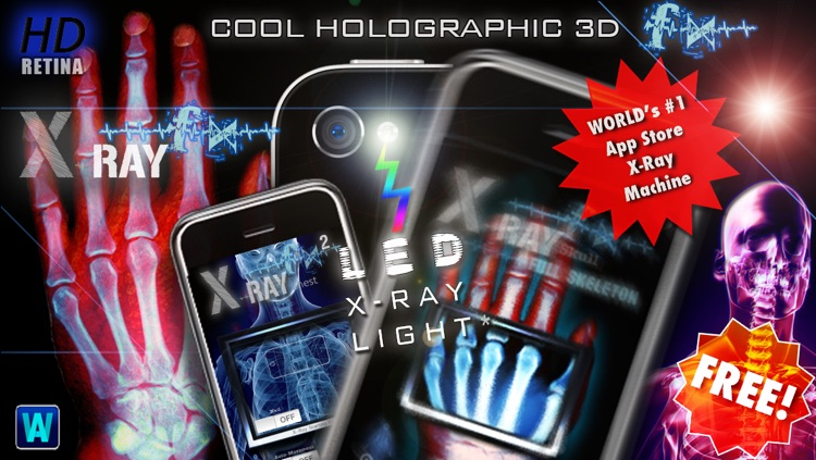 Amazing X-Ray FX ² FREE+ screenshot-4