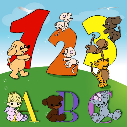 Preschool Learning: Alphabets & Numbers