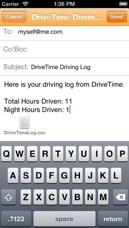 Drive Time screenshot-3