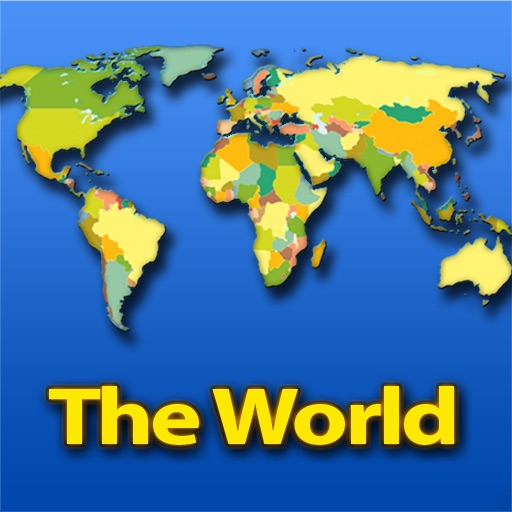 TapQuiz Maps World Edition