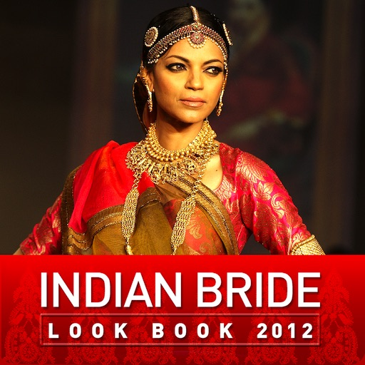 INDIAN BRIDE Look Book 2012
