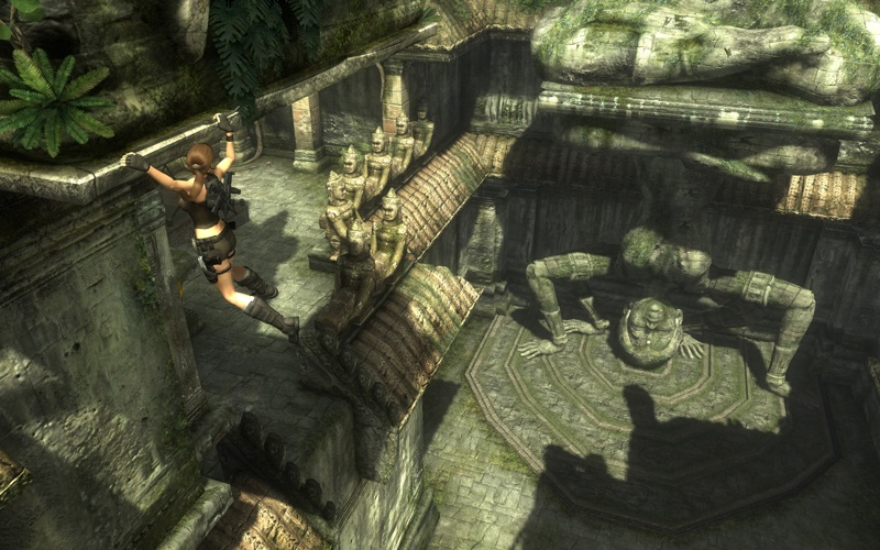 Tomb Raider: Underworld Screenshot