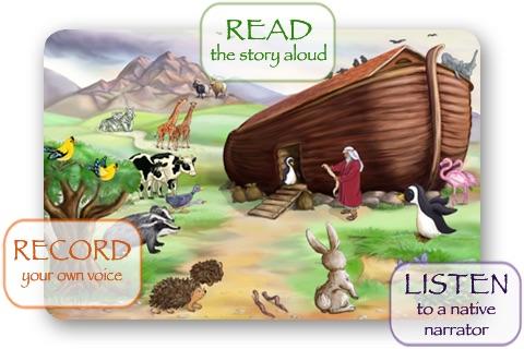 Bible Stories for Children: Noah's Ark