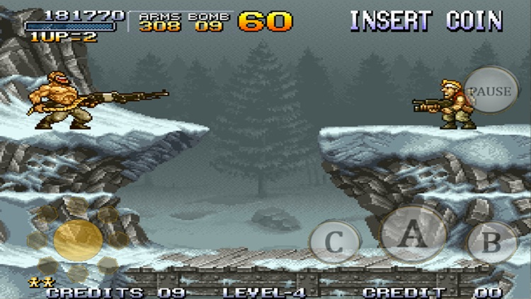 METAL SLUG 1 screenshot-2