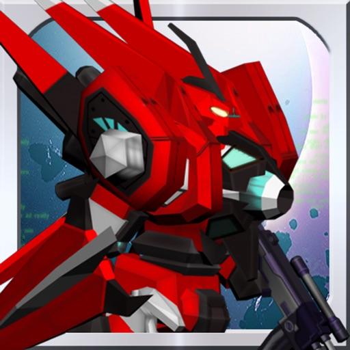 Battle 3D: Robots Sky.