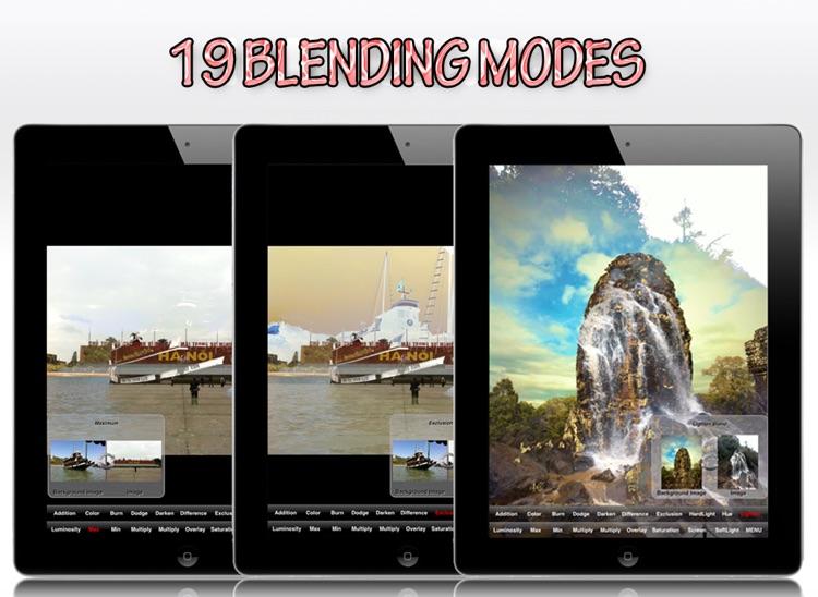 PHOTO5 - Professional Photo Editor for iPad screenshot-3