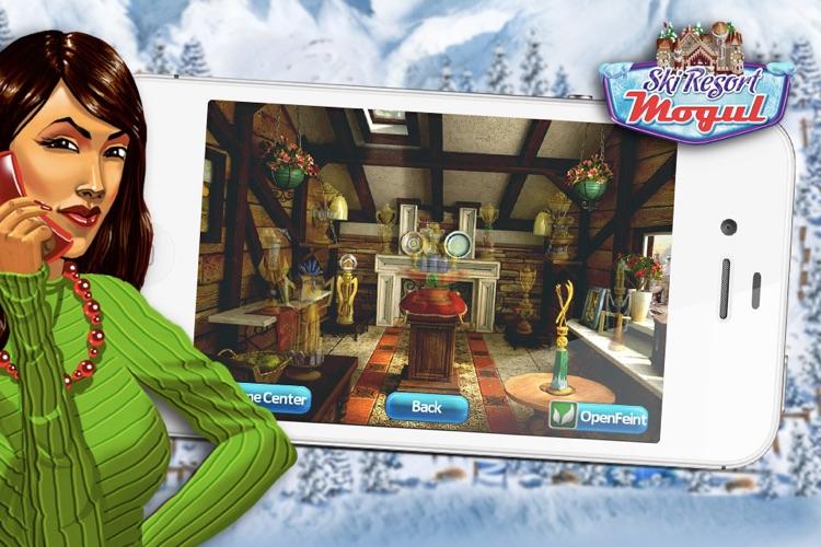 Ski Resort Mogul Lite screenshot-3