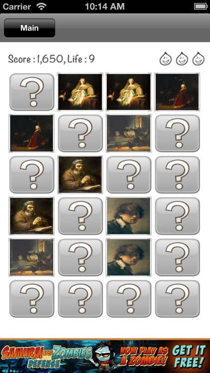 Rembrandt Gallery & Puzzle