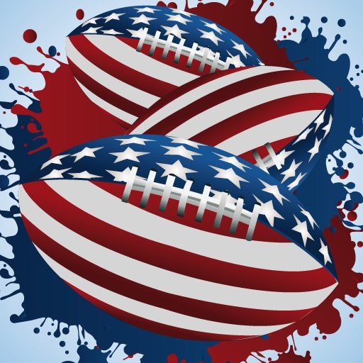 American Football Paint icon