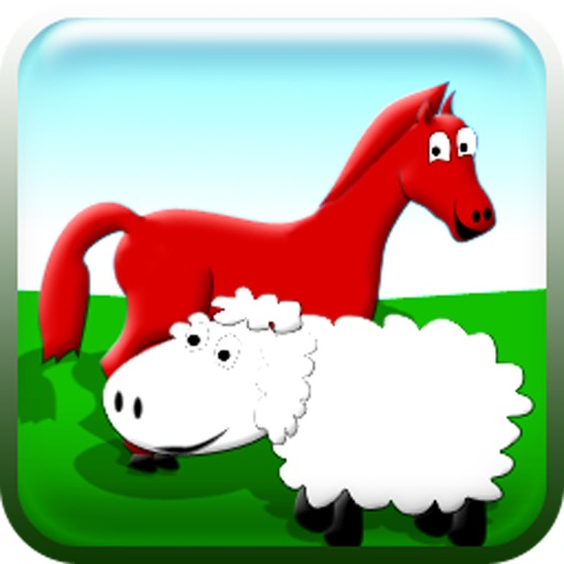Farm Animals : Touch and Learn