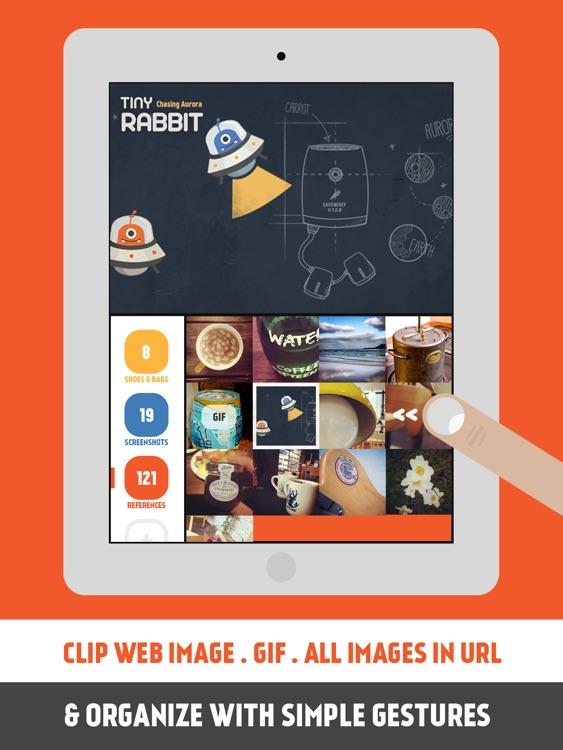 Pickle - Smart Clipper (WEB IMAGE, GIF & SCREENSHOT) for iPad