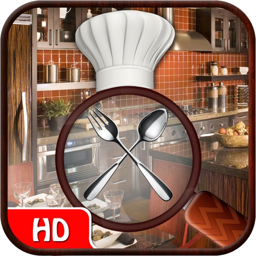 Messy Kitchen Hidden Object Games: Messy Kitchen Hidden Objects (iPad) Reviews At IPad