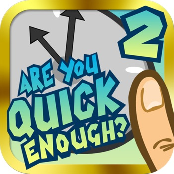 Are You Quick Enough? 2 - The Ultimate Reaction Test