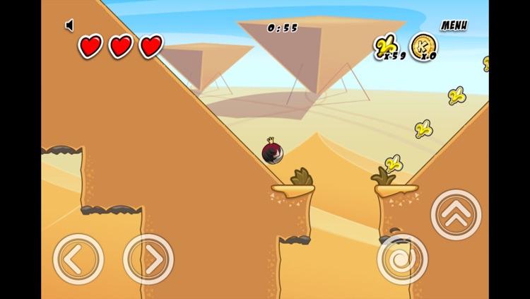 Kiba & Kumba: Jungle Chaos Jump and Run Game screenshot-3