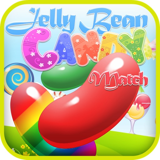 A Candy Jelly Bean Match - Free Hardest Addicting Block Bubble Game