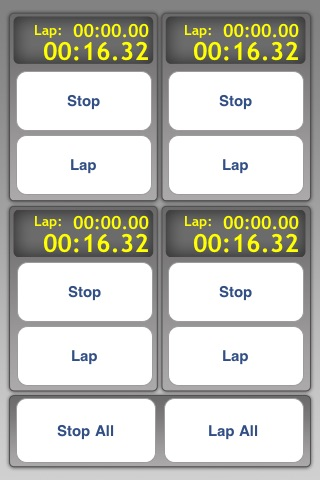 Multi Stopwatch Pro screenshot-4