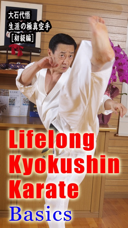 Lifelong Kyokushin Karate Basics EN