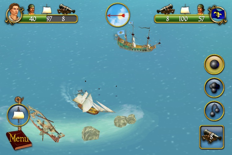 Sid Meier's Pirates! screenshot-3