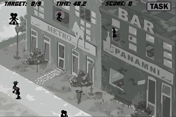Hired Gun screenshot-2