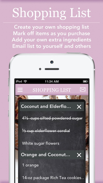 Primrose Bakery Cupcake and Cake Recipes screenshot-3