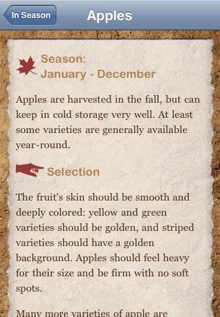 In Season