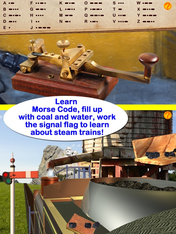Steam Train Engineer screenshot-4