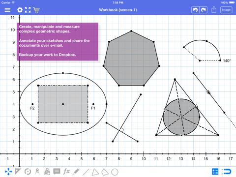 Geometry Pad for Kidsのおすすめ画像1