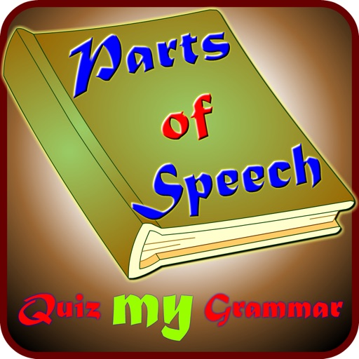 Quiz My Grammar- Parts of Speech