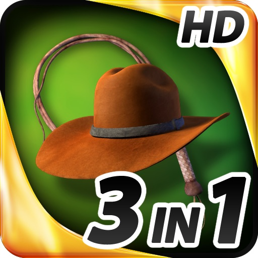 Hidden Objects - 3 in 1 - Adventure Pack HD