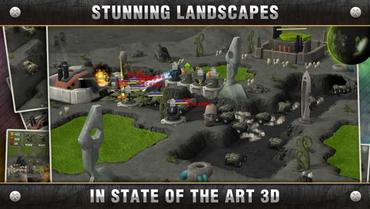 Total Defense - Great TD in Stunning 3D screenshot-3