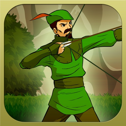 Robin Hood - Archer of the Woods icon