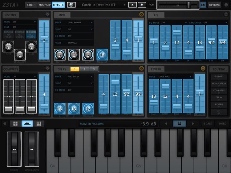 Z3TA+ screenshot-4
