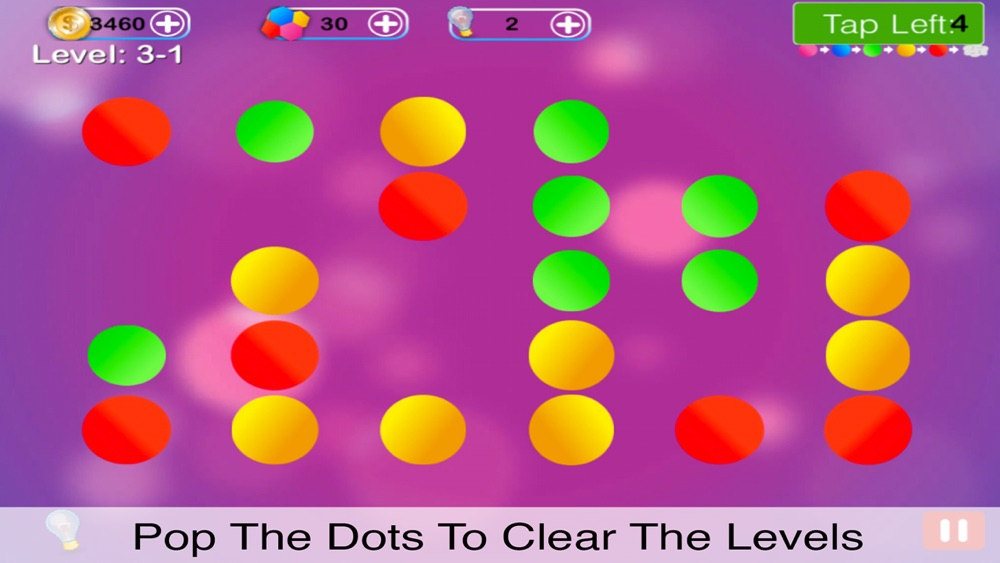 Pop The Dots Bubble Puzzle FREE : Chain Reaction Game - By Dead Cool Apps hack tool