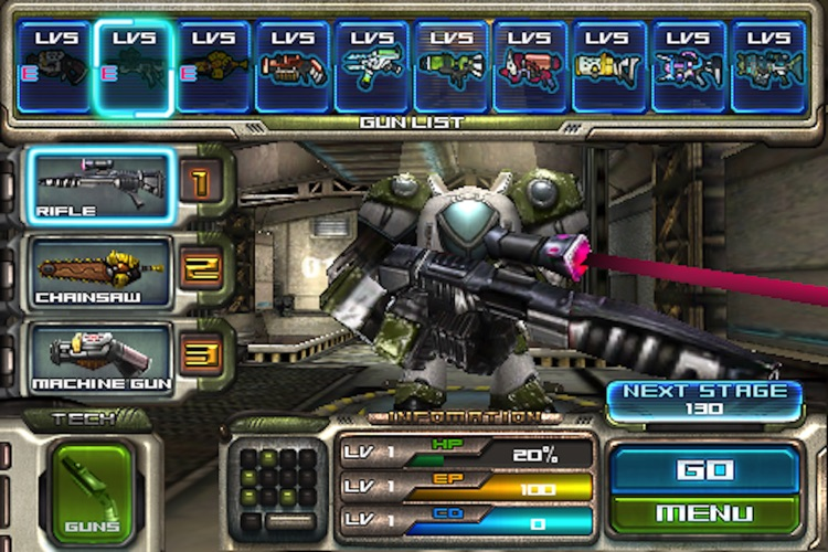 RobotNGun screenshot-1