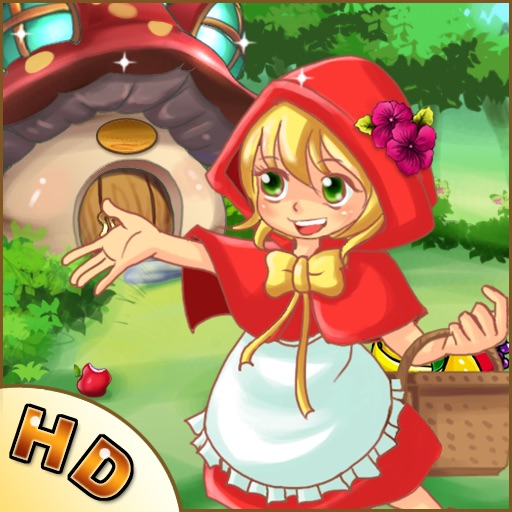 Hidden Objects: Grimm's Fairy Tales