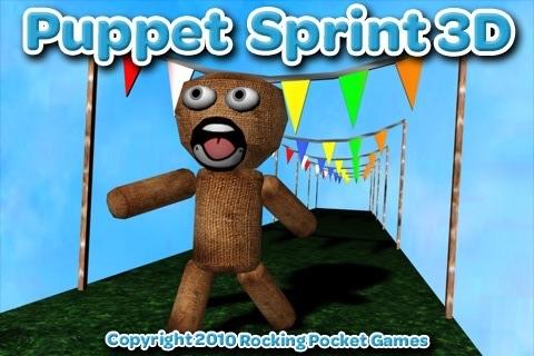 Puppet Sprint 3D