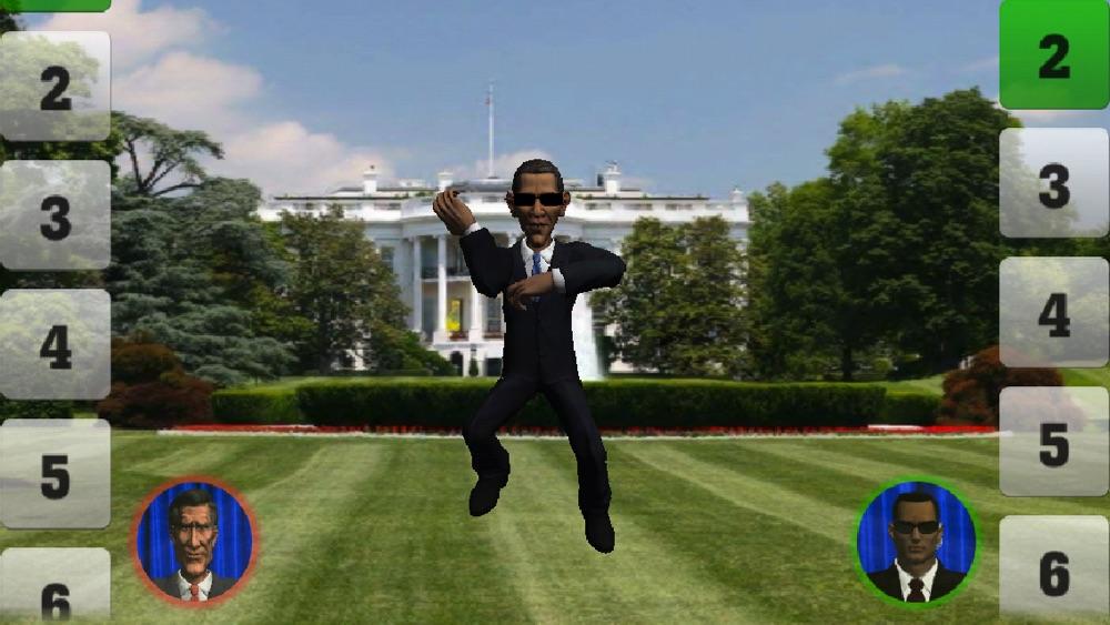 Gangnam President