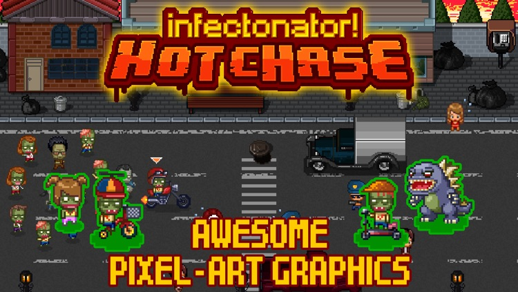 Infectonator : Hot Chase screenshot-0
