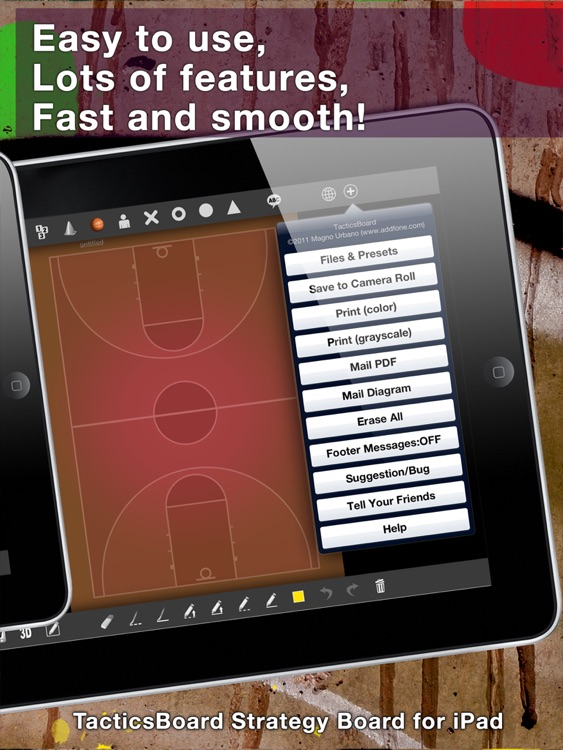 TacticsBoard HD for Coaches of 22 Sports screenshot-3