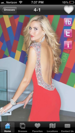 The Cool Book Prom Dress 2013 App on the App Store