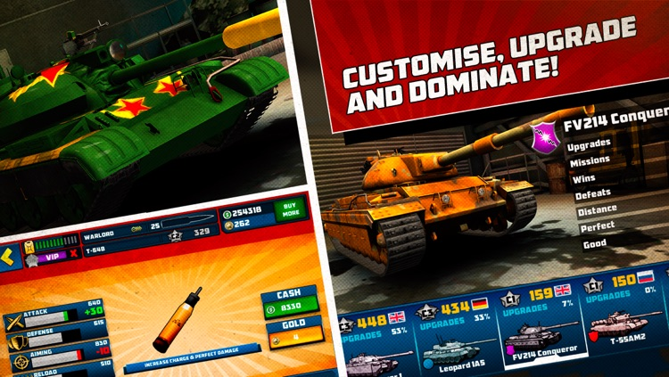 Boom! Tanks screenshot-3