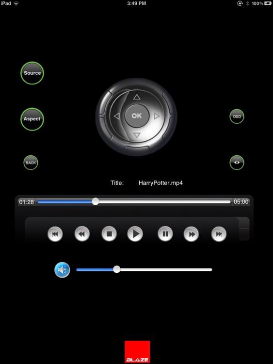 Blaze-XBMC Remote Control screenshot-3