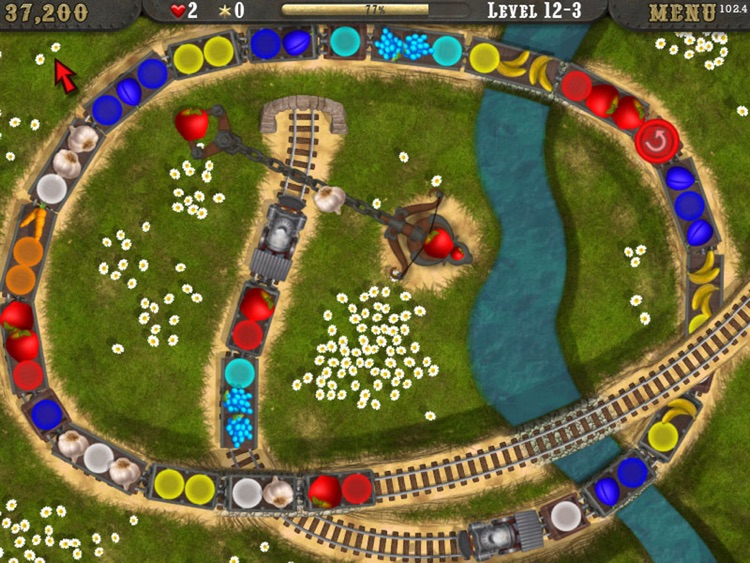 Loco Train HD